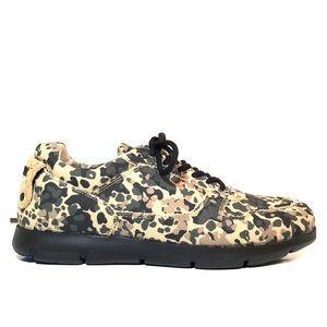 NEW Birkenstock Cincinnati Camouflage Sneakers 38